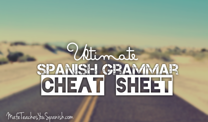 spanish-grammar-cheat-sheet